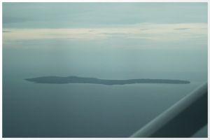 Big Corn Island appears in sight