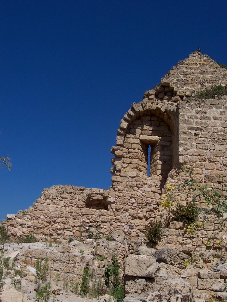 ruins israel