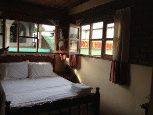 Cornerstone Inn room: Moyogalpa, Ometepe, Nicaragua