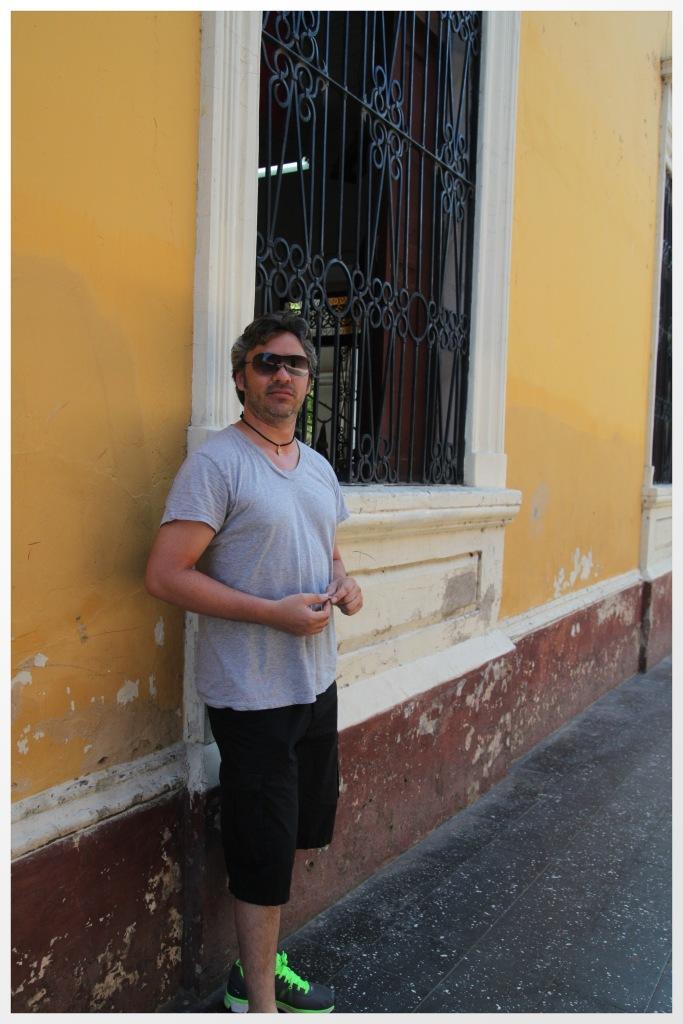 Xavier in Granada, Nicaragua