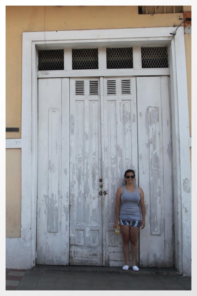 Me in Granada, Nicaragua