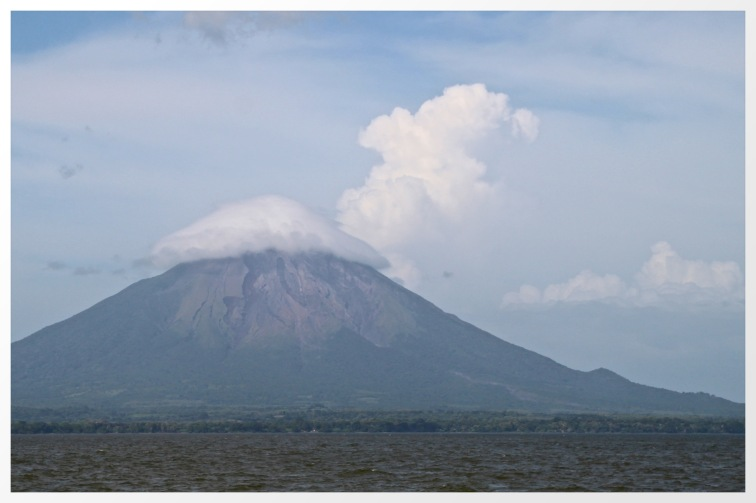 The Concepcion volcano