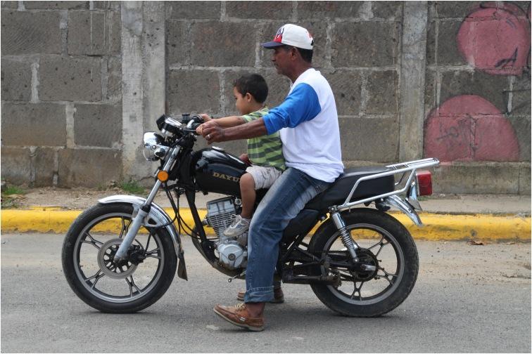 motorcycle beach san juan del sur nicaragua