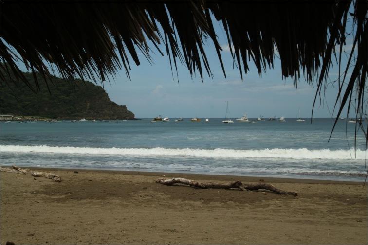 San Juan del Sur Nicaragua beach