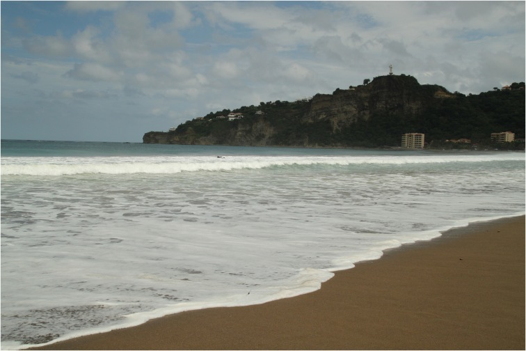 tide san juan del sur surf beach nicaragua